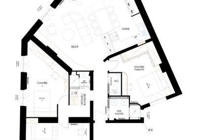projet-archi-appt-paris-Ternes-PlanProjet