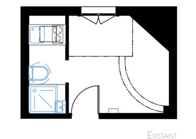 projet-archi-appt-petitsespaces-paris-convention_PlanExistant