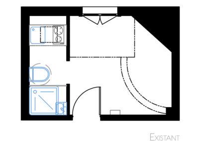 projet-archi-appt-petitsespaces-paris-convention_PlanExistant
