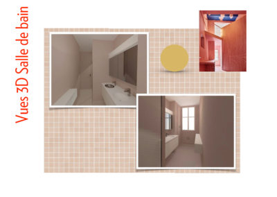 9-Appt-archi-Vincennes-vues 3D salle de bain