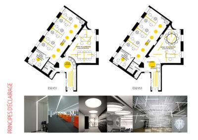 bureau-archi conception-eclairage-tertiaire-paris-rivoli