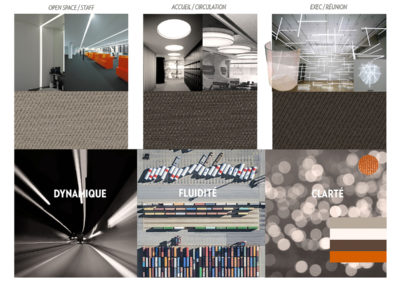 bureau-archi conception moodboard-espritdeslieux-concept-tertiaire-paris-rivoli
