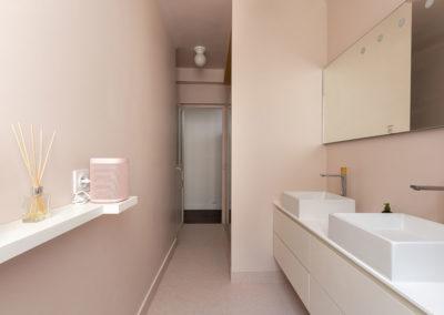 projet-archi-design-appt-salle de bain-beige-rose-vincennes