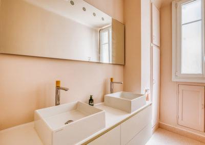 projet-archi-design-appt-salle de bain-monochrome-beige-rose-vincennes_2