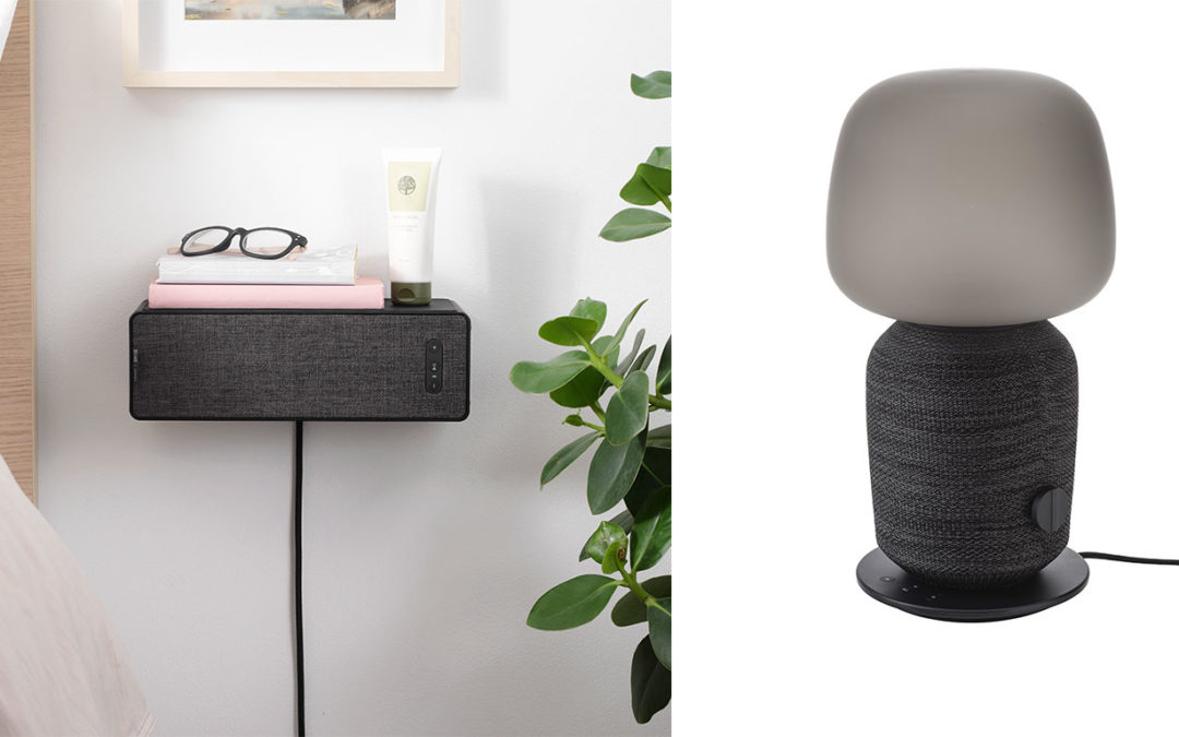 Paris Design Week : Ikea x Sonos