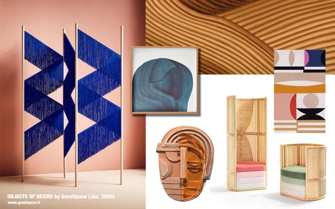 Objects Of Desire : 5 objets qu'on emmène avec nous en 2020